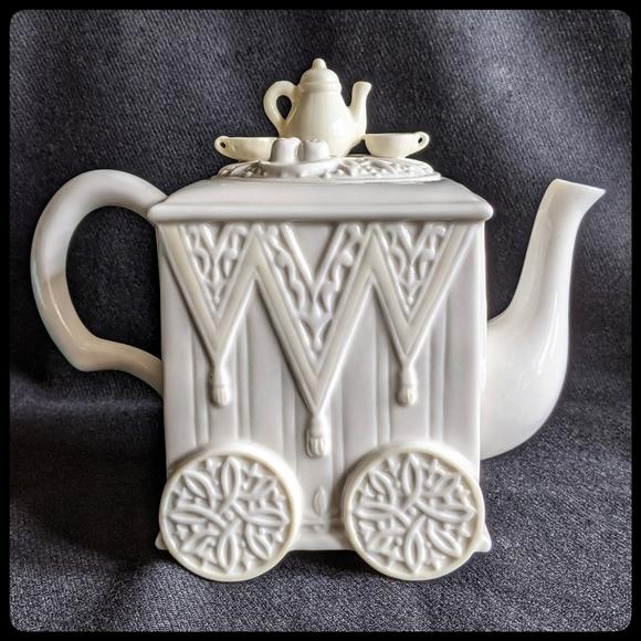 Vintage Lenox Butlers Pantry Teapot
